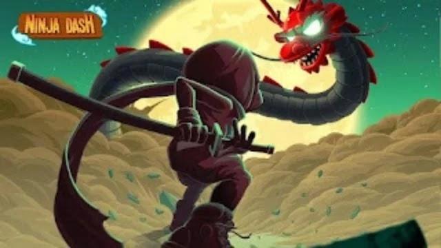 تحميل لعبة ninja dash مهكرة للاندرويد اخر اصدار