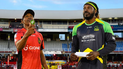 CPL 2019 1st Match, SKN vs TKR 1st match Cricket Win Tips