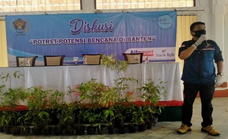 PWI Banten bersama Sheep Indonesia Gelar Diskusi dan Pelatihan Jurnalis Lingkungan