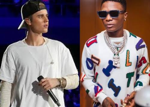 Justin Bieber Thanks Wizkid For 'Essence' Remix Feature