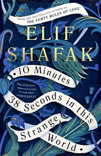 10 Minutes 38 Seconds in This Strange World by Elif Shafak on Nikhilbook