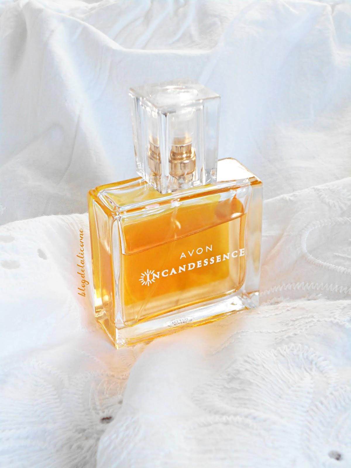 Avon Incadessence parfémovaná voda pre ženy recenzia