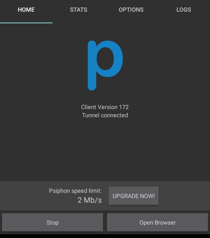psiphon free internet