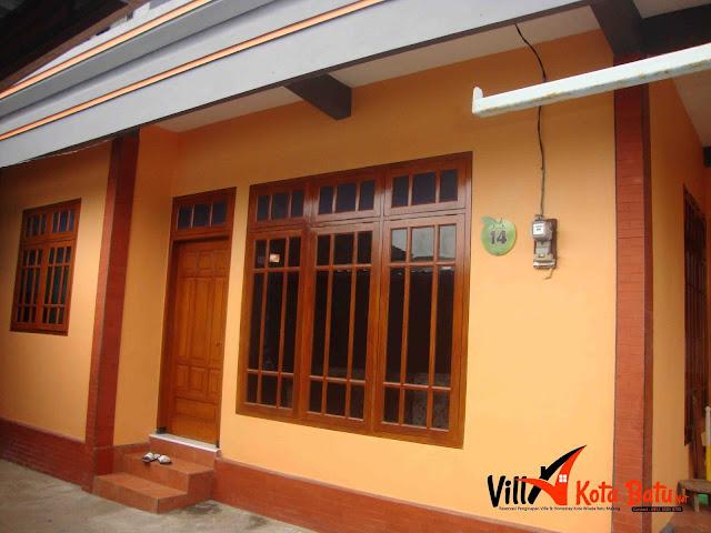 Villa Keluarga Kota Wisata Batu