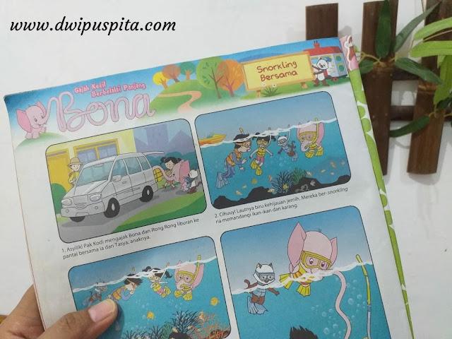 Majalah Bobo Buku Bacaan Favorit