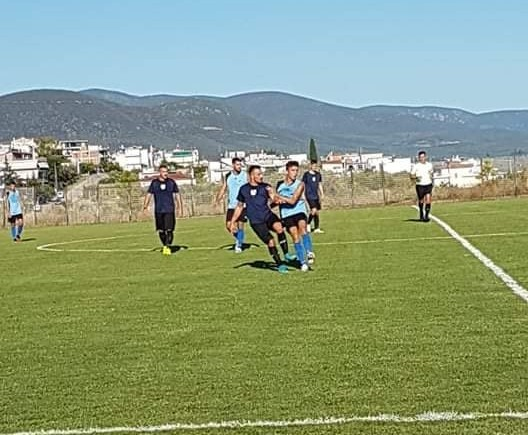 Ισόπαλοι 2-2 αναδείχθηκαν Στυλίδα και Ηράκλεια σε μεταξύ τους φιλικό τεστ το Σάββατο.