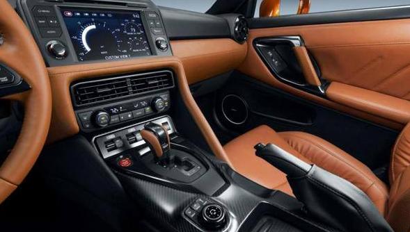 2019 Nissan GTR R36 Interior