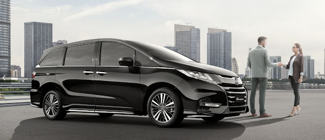 Daftar Lengkap Pajak Honda Odyssey Semua Tahun Terbaru