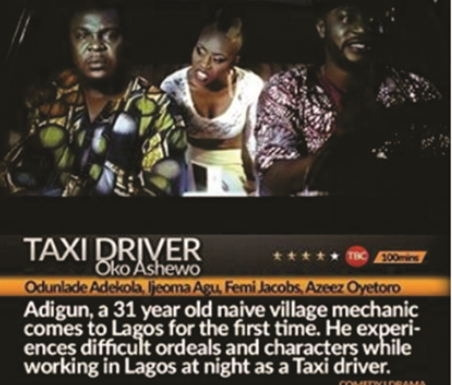 taxi driver oko ashewo