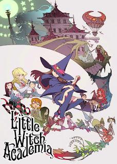 Little Witch Academia: O Começo – Dublado