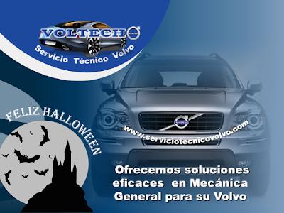 Mecanica General Volvo Bogota