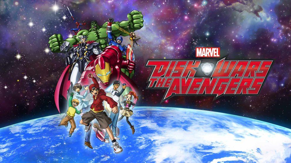 Marvel Disk Wars: The Avengers Hindi Episodes Download