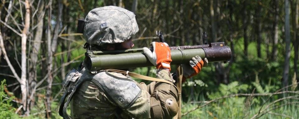 Взвод 101-ї бригади тероборони найкращий в ОК Захід