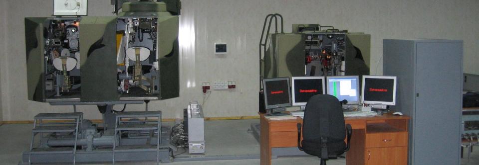 ХКБМ поставило ЗСУ макет кабіни БМП-2 для тренажеру