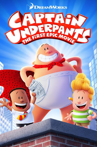 Captain Underpants: The First Epic Movie (BRRip 1080p Dual Latino / Ingles) (2017)