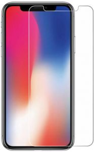 Screen protector strongly 9H break-resistant glass protection - iPhone X