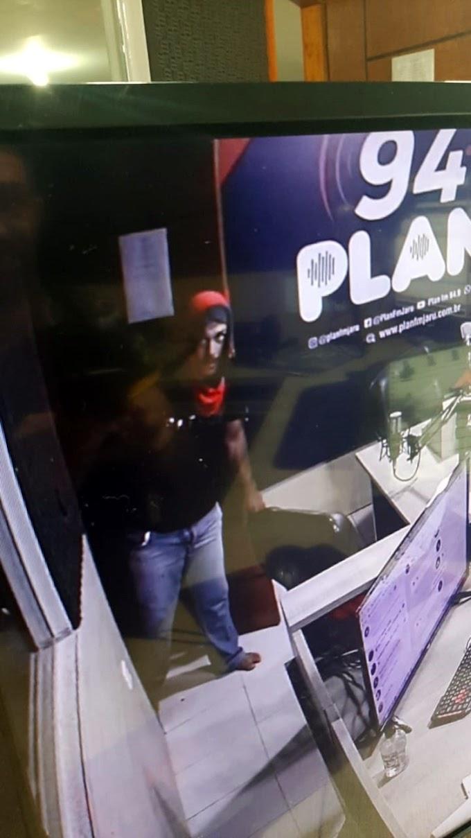 INVASÃO: Rádio é furtada durante a madrugada em RO