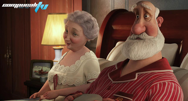 Arthur Christmas Operación Regalo 720p HD Español Latino Dual BRRip 2012