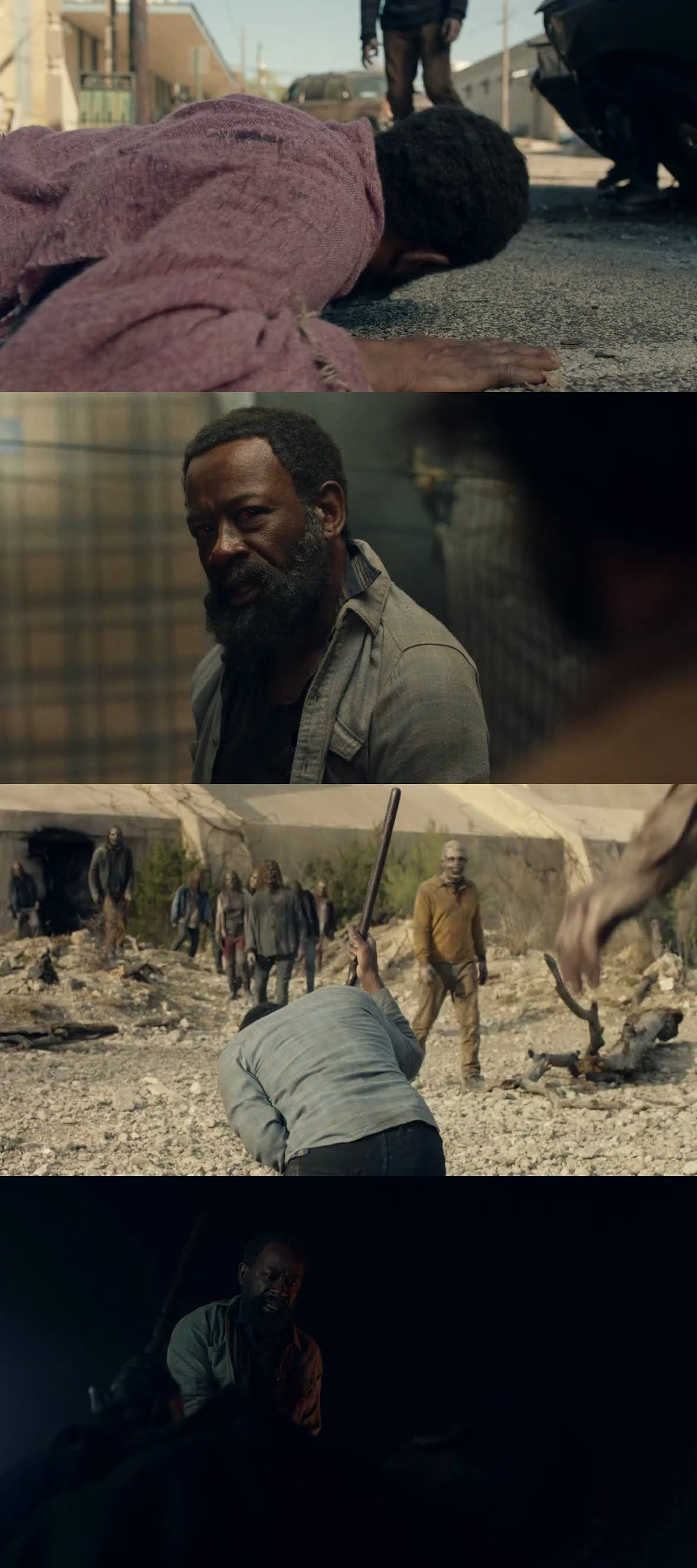 Fear the Walking Dead Temporada 6 HD 720p Latino