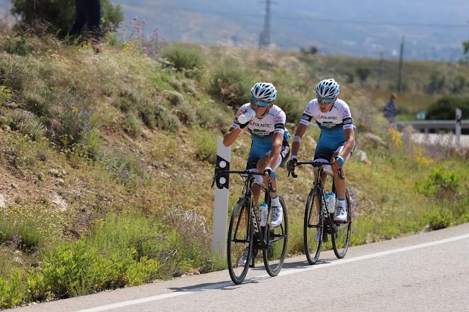 Victoria de Álex Martín en el Gran Premio Peña Ciclista Monje de Fuenlabrada