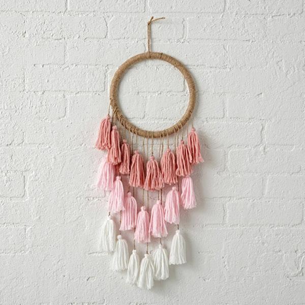 Inspírate: 5 tapices de lana