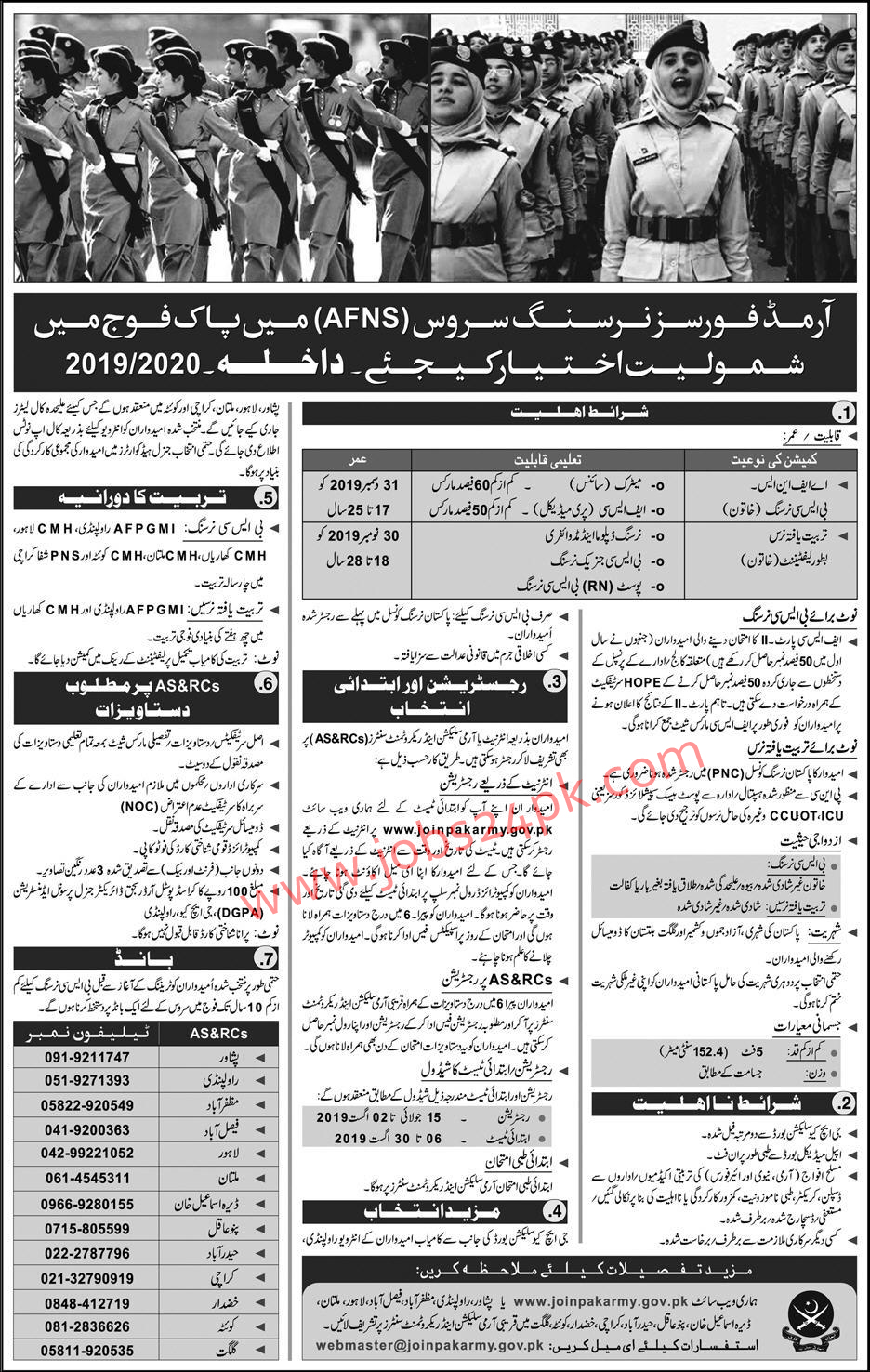 join-pakistan-army-as-afns-afns-jobs-2019