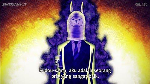 Nakanohito Genome [Jikkyouchuu] Episode 6 Subtitle Indonesia