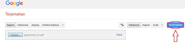 Cara Translate File PDF Berbahasa Inggris Cara Translate File PDF Berbahasa Inggris