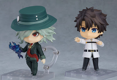 Nendoroid Master/Male Protagonist y Master/Female Protagonist: Light Edition de FGO.