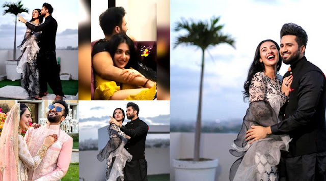 Sarah and Falak Gorgeous Photoshoot in Rainy Day