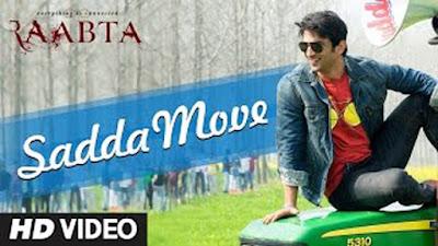 Sadda Move Lyrics - Diljit Dosanjh - Sushant - Kriti | Raabta