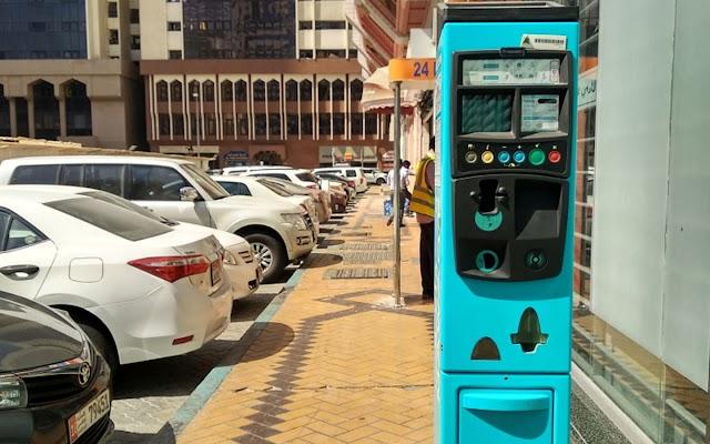 Paid parking restart in Abu Dhabi tomorrow