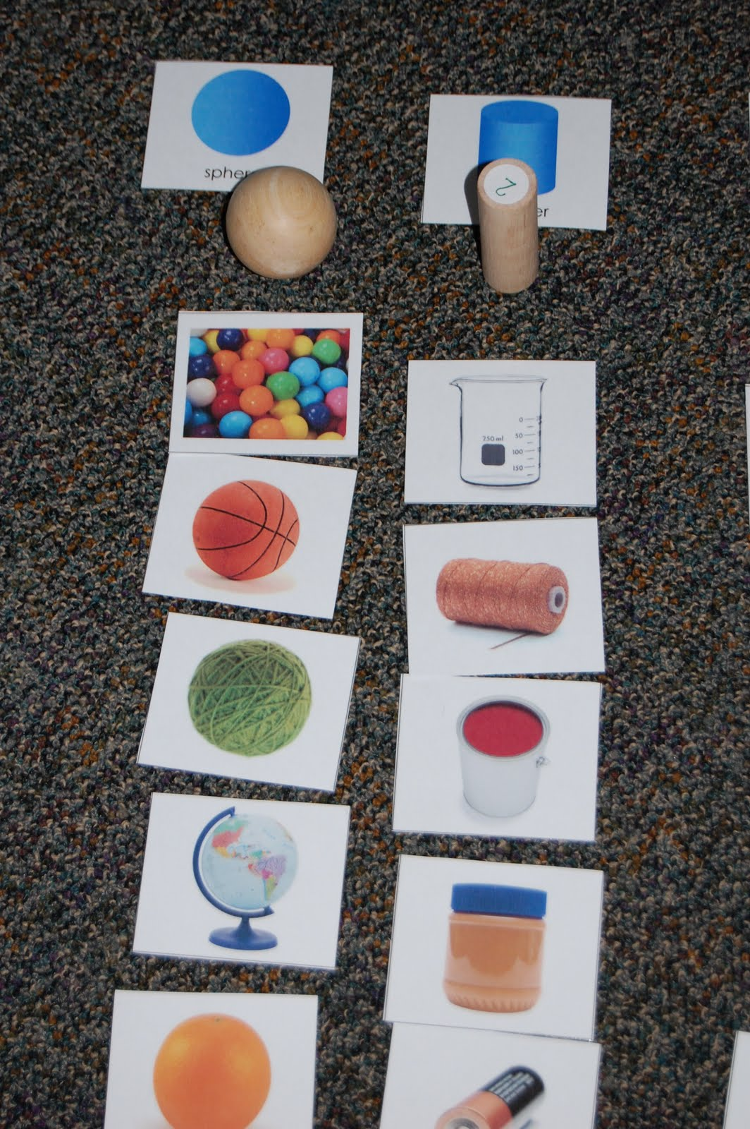 Differentiation Station Geometric Solids And Money Honey
