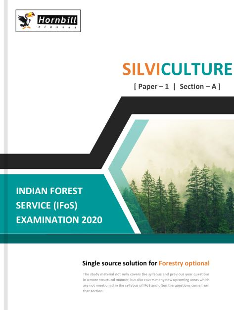 Silviculture (2020) : for all Competitive Exams