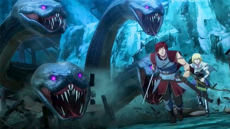 Dragon's Dogma วิถีกล้าอัศวินมังกร - อนิเมะสร้างจากเกม หยิบบาปทั้ง 7 มาประยุกต์