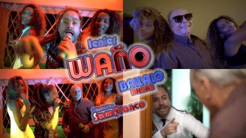 Lenier Waño - ¨Bailalo ahora¨ - Videoclip - Director: Sam Franco. Portal Del Vídeo Clip Cubano