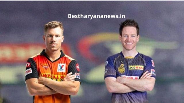 SRH vs KKR IPL 2021 Head to Head Records