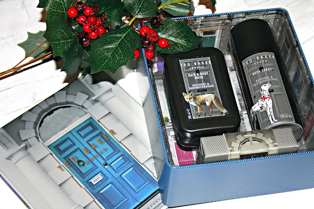 Ted Baker Refined and Invigorating Gift Tin