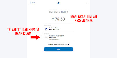 Cara Cashout Payment Daripada Survey Yougov Ke Akaun Bank