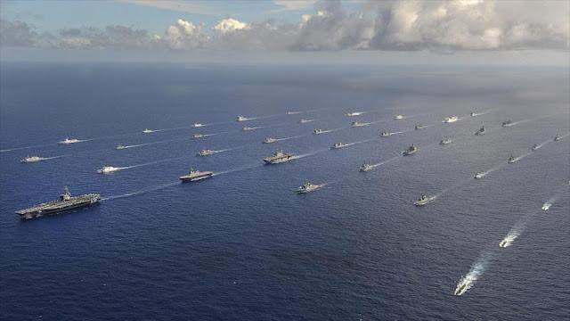 Trump planea mayor ampliación de Marina de EEUU desde Guerra Fría