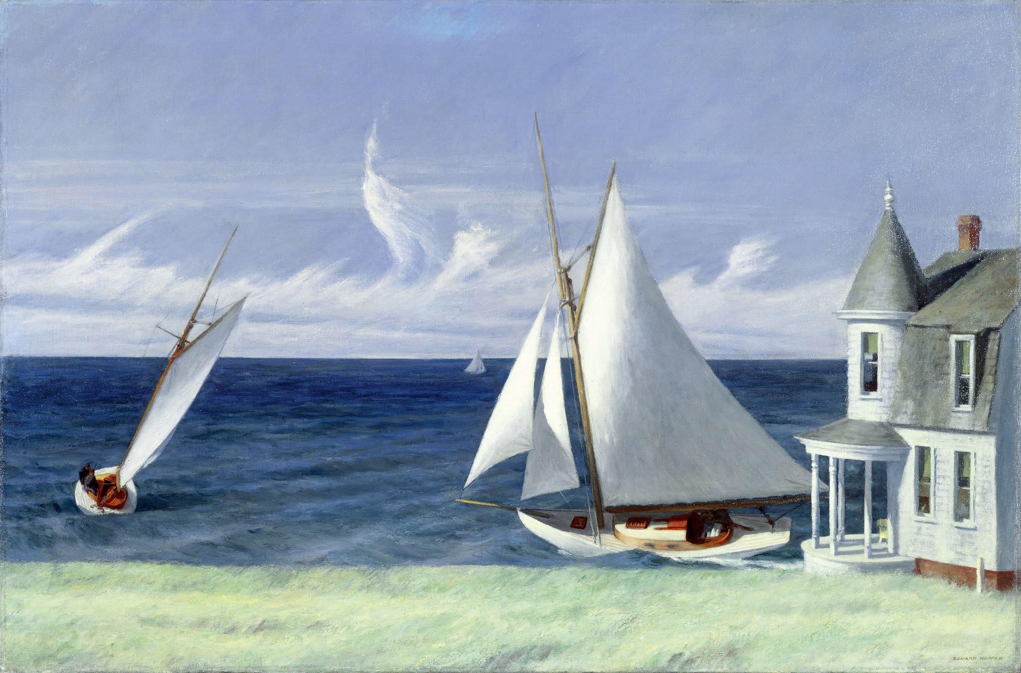 Fondation Beyeler Ausstellung Edward Hopper