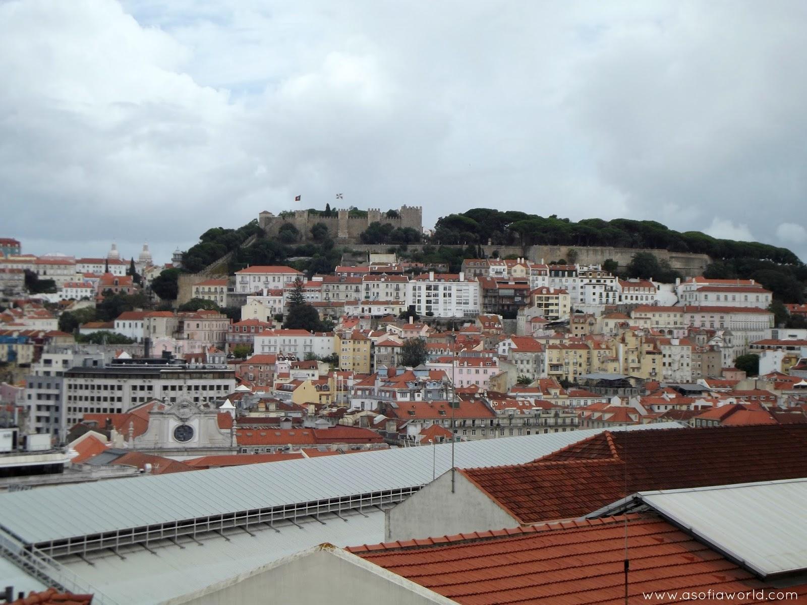 Discovering Lisbon: São Pedro de Alcântara Viewpoint