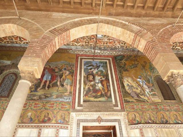 ingresso Cappella Palatina Palermo