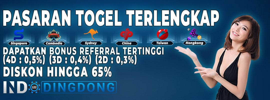 Situs Live Dingdong: Situs Togel Resmi HKB Gaming