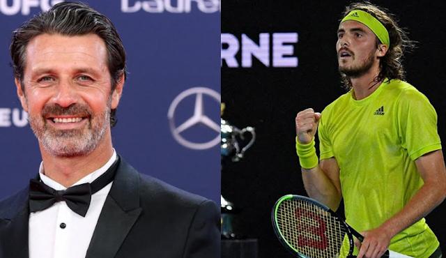 """Μουράτογλου: """"Ο Τσιτσιπάς είναι θέμα χρόνου να κερδίσει Grand Slam"""""""