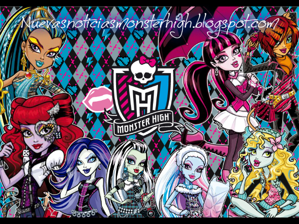 Fondos De Pantalla De Monster High: Fondo De Pantalla De Monster High