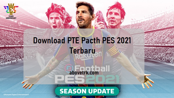 PTE Patch PES 2021