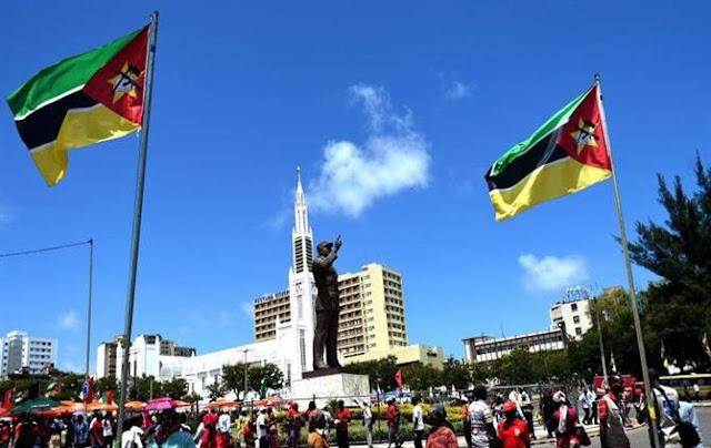 """Moçambicanos quase miseráveis mas """"americanos""""?"""