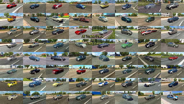 ets 2 ai traffic pack v9.2 by jazzycat screenshots 2