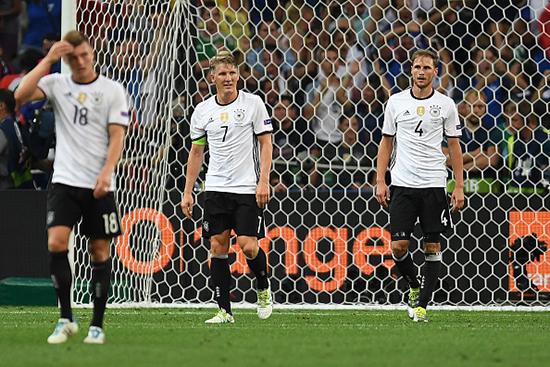 ผลบอลล่าสุด ฝรั่งเศส2-0